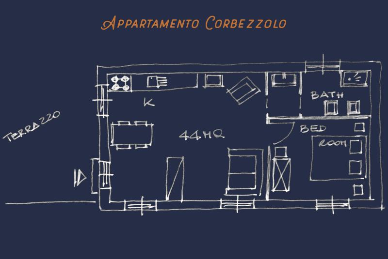 appartamento-corbezzolo-pianta